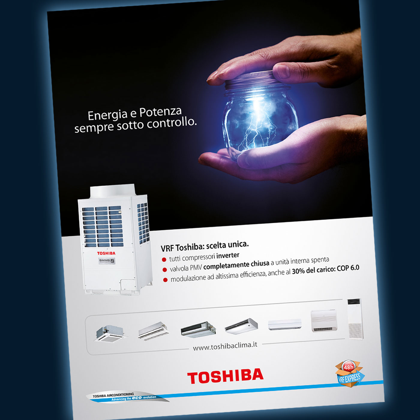 Toshiba VRF